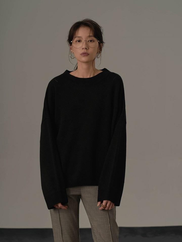 柔軟慵懶針織毛衣
